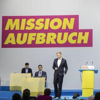 FDP: liberali tedeschi. Tasse, clima, immigrazione e pandemia