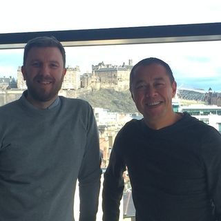 Our story so far - Ed Molyneux, Co-founder of FreeAgent