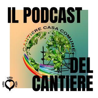 Il Podcast del Cantiere - Migrazioni e Parola - Padre Alex Zanotelli