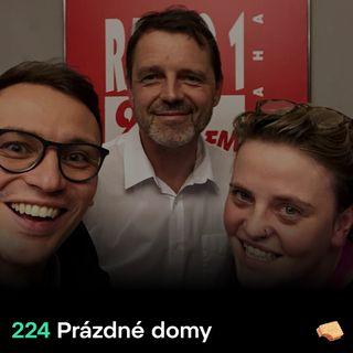 SNACK 224 Prazdne domy