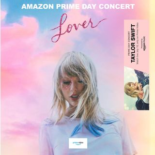 Taylor Swift -  Live At Amazon Prime Day 2019 - Full Concert / Full Show - Lover -