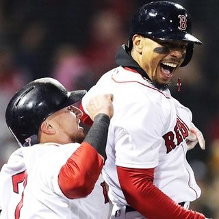 Red Sox Offense Scorching Hot