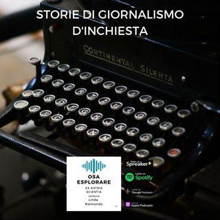Storie di giornalismo d'inchiesta. Con Federico Ruffo