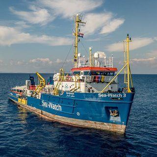 Una voce dalla SeaWatch