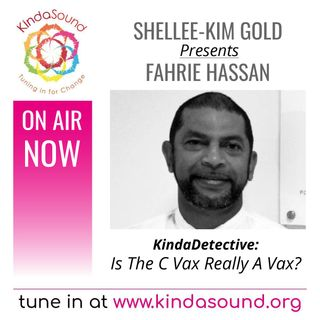 Is the C Vax Really a Vax? | Fahrie Hassan on KindaDetective with Shellee-Kim Gold