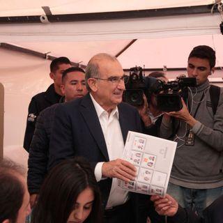 """""""No tengo ninguna alianza prefabricada con ningún movimiento político"""" Humberto De La Calle"""