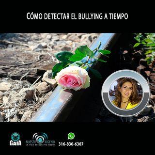 NUESTRO OXÍGENO Como detectar el bullying a tiempo - Dra. Olga Lucia Hoyos
