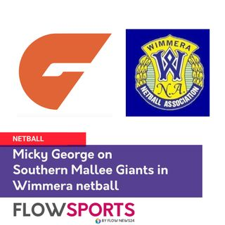 Mickey George previews Southern Mallee Giants' round 3 match vs Minyip Murtoa