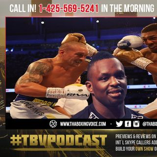 ☎️ Dillian Whyte: Anthony Joshua's Problem is With Himself😳 Not With His Coaches😤