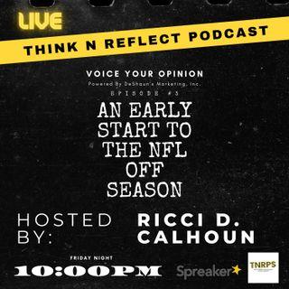 TNRPShow Episode #3
