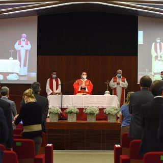 Episodio 92 - Monsignor Delpini in Consiglio regionale e tre parole per i giovani - 2 apr 2021