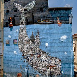 Toward 2030 - Intervista a Fijodor Benzo, street artist