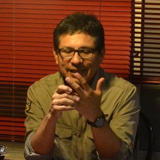 Joel Calero: a mi el único cine que me interesa es el de los afectos
