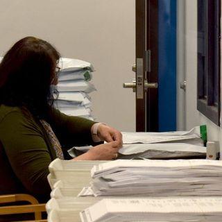 SMH:  Gwinnett Is Still County Election Ballots From Last Week