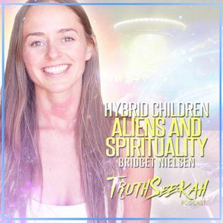 Hybrid Children, Alien Contact, Indigos and Starseeds | Bridget Nielsen
