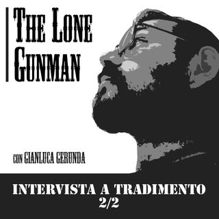 The Lone Gunman - Intervista a tradimento 2/2