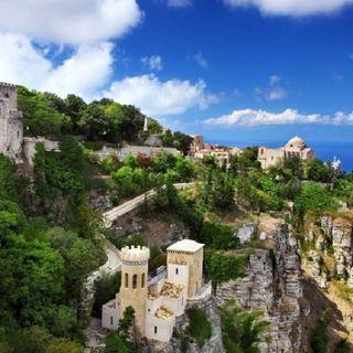Erice un borgo Siciliano