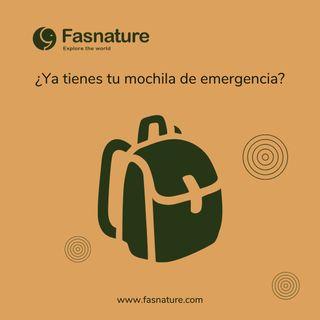 Que onda con la mochila de emergencia