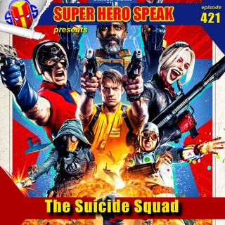 #421: The Suicide Squad