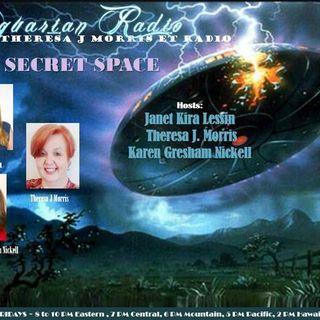 UFO Secret Space Panel ~ 06/12/20 ~ Janet Kira Lessin, Theresa J Morris & Karen