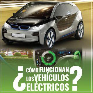 Cómo funcionan los vehículos Eléctricos