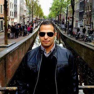 Hakim Gad Vs S.H.i.K.A Dark Thoughts 003 28-09-2018