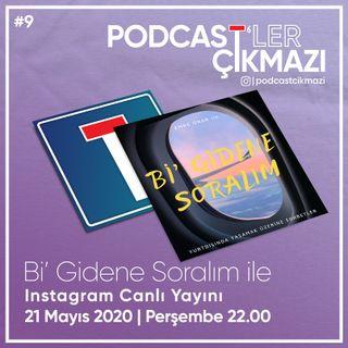 Podcast'ler Çıkmazı #9: Bi' Gidene Soralım ile Yurt dışında Yaşamak Muhabbeti