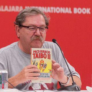 Parece que al nuevo gobierno no le importa el lenguaje de Taibo II