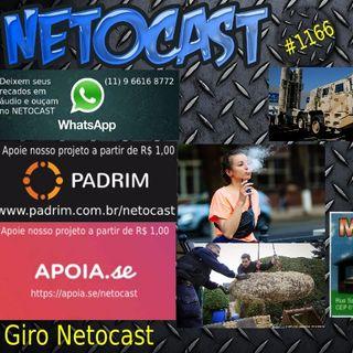 NETOCAST 1166 DE 11/07/2019 - GIRO NETOCAST
