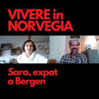 Sara, expat a Bergen