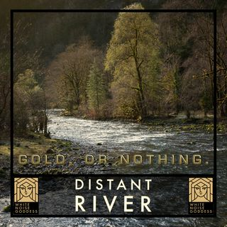 Distant River | White Noise | ASMR & Relaxation