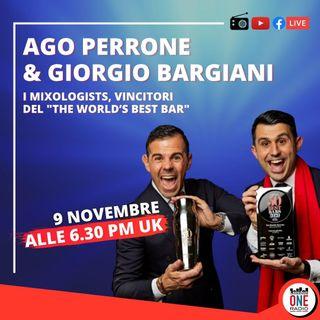 Due mixologists italiani rendono un bar di Londra il più famoso al mondo
