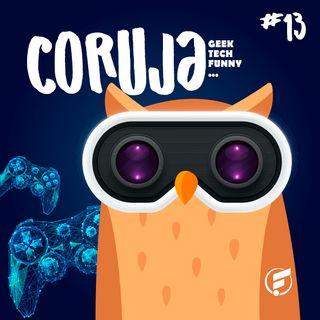Coruja POP #13 Criando um game! Arte, ilustração, animações e roteiro + SDCC 2020