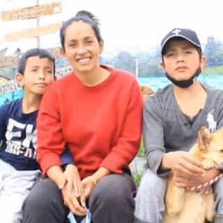 """""""Ojalá pudiéramos viajar al mar"""": familia campesina Youtuber nominada a los premios India Catalina"""