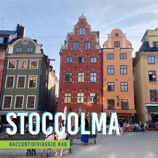 #48_st2 Stoccolma con Mary Lazzara