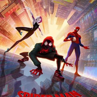 Spider man into the spider verse, The Wolf of Wall St