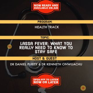 Health Track | What You Really Need To Know To Stay Safe