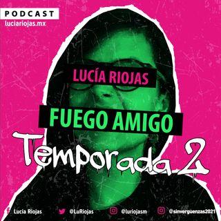"""Tem 2 Episodio #8 """"Carta a quienes saben dónde está mamá"""". Alicia de los Ríos"""