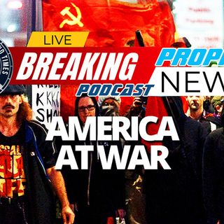 NTEB PROPHECY NEWS PODCAST: Kamala Harris Warned The 'Riots Won't End' As The Blood Flows Through The Streets Of Democratic-Run Cities
