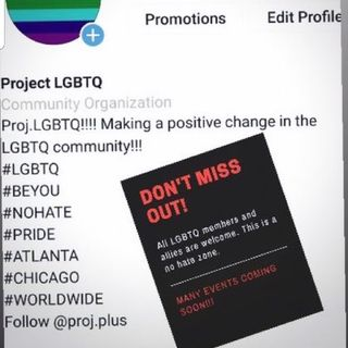 Welcome to Project LGBTQ - Episode 00