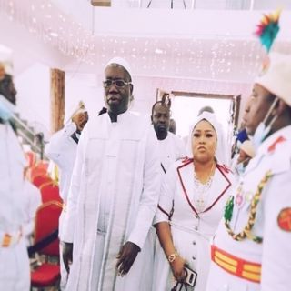 Gani Adams Ordained Apostle At Saviour's Ministry In Lagos