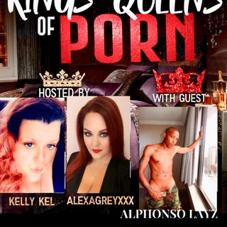 Kings & Queens of Porn with Alfonso