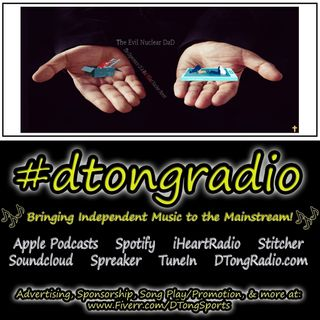 #MusicMonday on #dtongradio - Powered by The Evil Nuclear Dad
