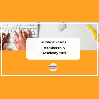 Membership Academy 2020