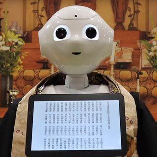 MH# 39 Robots Sacerdotes