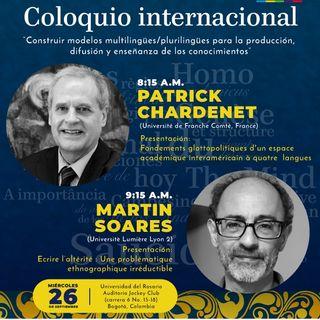 Coloquio internacional modelos multilingues