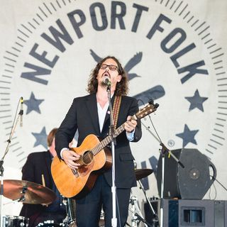 John Paul White Live In Concert Newport Folk 2017 on NPR's All Songs Considered Live