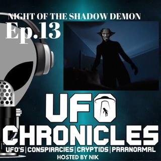 Ep.13 Night Of The Shadow Demon