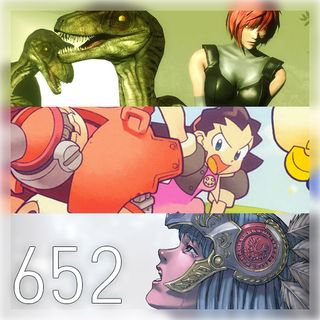 4Player Podcast #652 - The Tactical High Heels Show (Valkyrie Profile, Parasite Eve 2, Star Trek Voyager Elite Force, and More!)
