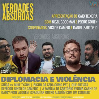 S03E01 - Com Victor Camejo e Daniel Sartório